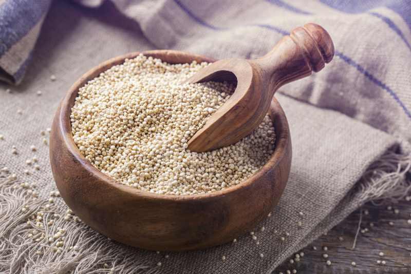 La quinoa o quinua, propiedades y beneficios
