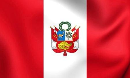 bandera de guerra del peru