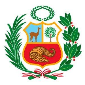 escudo de armas el peru