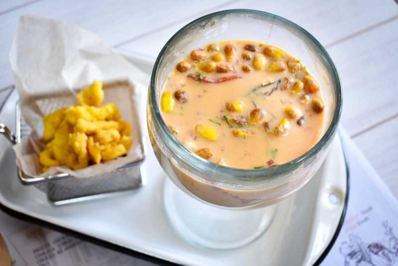 receta de leche de tigre peruana