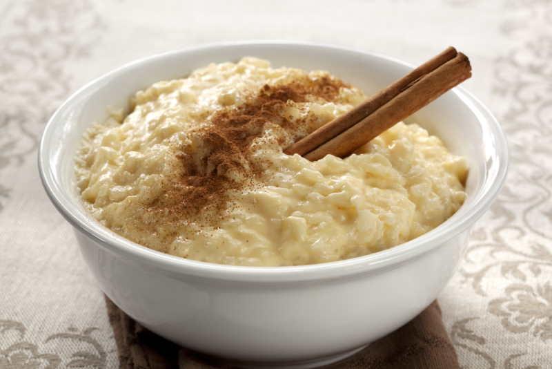 imagen copa de arroz con leche peruano